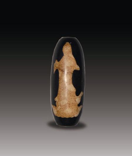 传统宗教信仰图像的新视界--以天珠图案为例