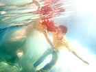 在海洋里起舞石家庄梦幻水下摄影