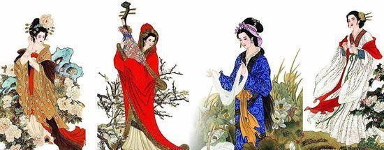 中国古典四大美女 美的不仅是外形