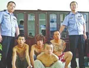 13岁少女与9名男子同游海边 遭其中四人轮奸