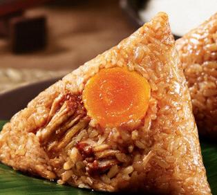 超30万消费者网购粽子蛋黄肉粽销量第一