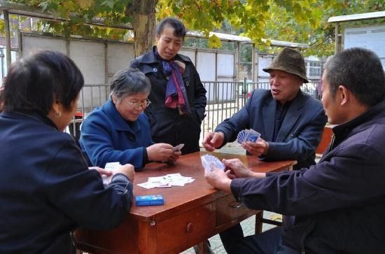 邯郸一社区现普法扑克牌 牌上印30余部法规