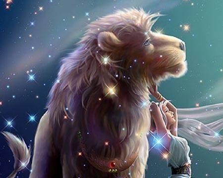 狮子座:越反抗他越要!白羊座的是什么图片