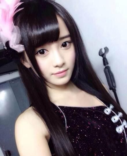 据日本媒体报道 近日有日本媒体评选中国第一美女