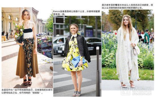 时尚博主Kristina Bazan