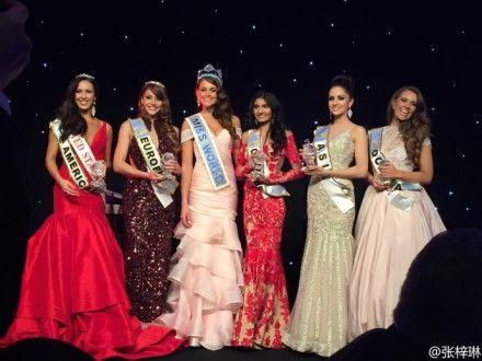 2014世界小姐大赛