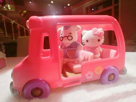 随处可见的Hello Kitty周边