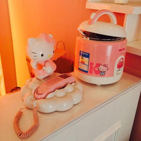 Hello Kitty主题周边