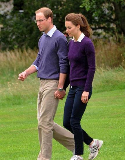 威廉王子的穿搭风格一贯都是Normcore