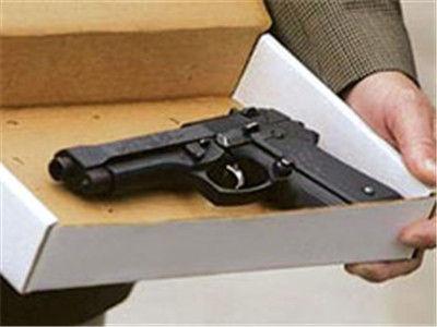 男子私藏手枪酿悲剧 把玩时走火误杀妻子