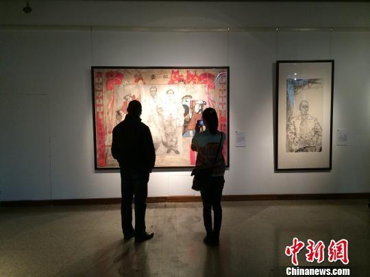 中国美院建院纪念展