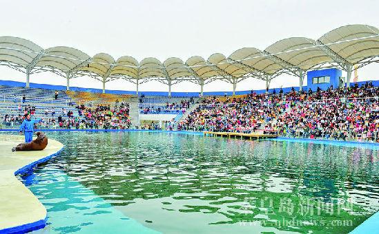 秦皇岛特色景点受到游客青睐