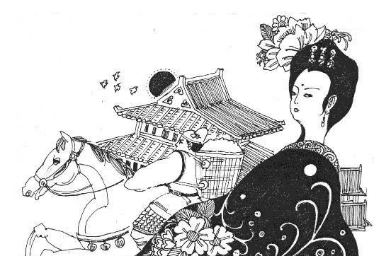 动漫 简笔画 卡通 漫画 手绘 头像 线稿 528_362