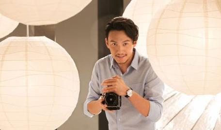 张震演绎卡地亚Clé de Cartier腕表