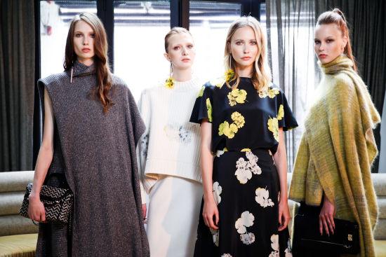 ANTEPRIMA发布2015秋冬女装系列