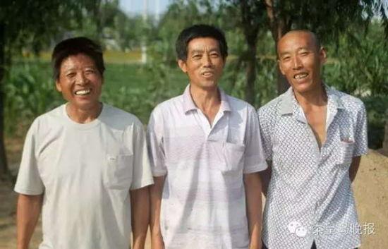 闫铁江、刘瑞山和李英辉