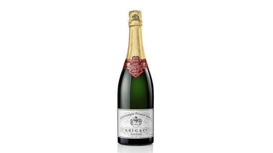 库克私享香槟1915年份