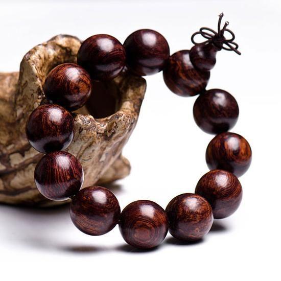 手串收藏:为红木文化代言