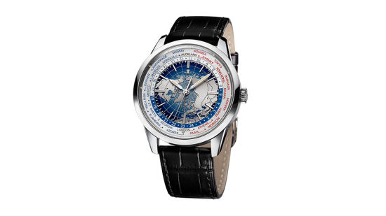 积家Geophysic® Universal Time地球物理天文台系列世界时间腕表