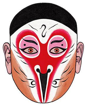 猴年说猴:猴戏脸谱的文化内涵