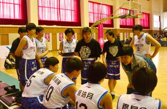 石家庄二中学籍荣获初高中高中冠军篮球总全国如何联赛女篮转图片