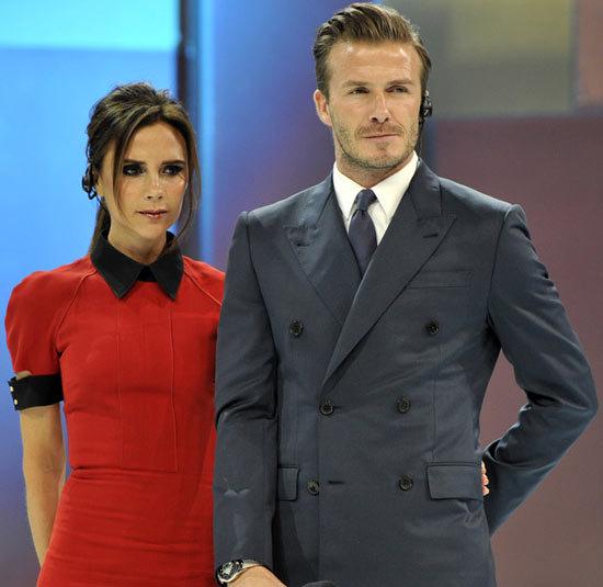 維多利亞稱丈夫貝克漢姆系邦德的完美人選