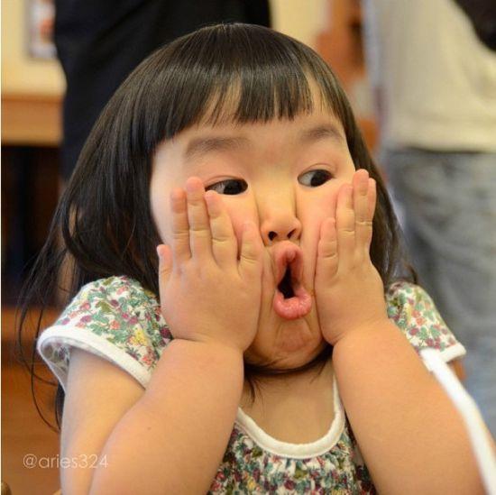 日本齐刘海女孩分享展示图片