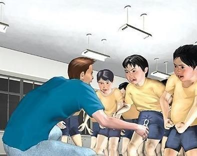 7岁男童遭老师性侵半年患性病