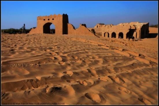 张家口·天净沙-天漠如此美丽