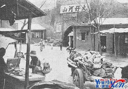 张家口·大境门历史变迁影像