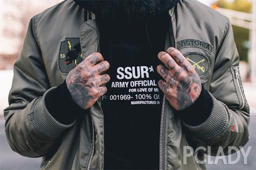 军事风格外套 这个冬季你该来一件