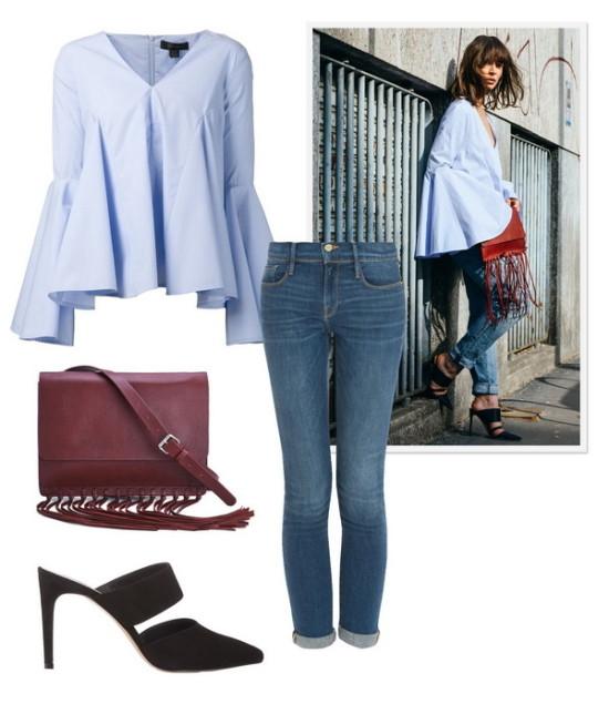 街拍;潮人;时装周;巴黎时装周