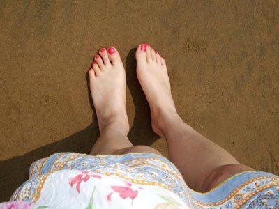 脚部竟能暗示人的一生健康