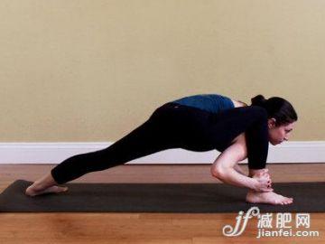 轻松告别萝卜腿选做10个瑜伽动作图片
