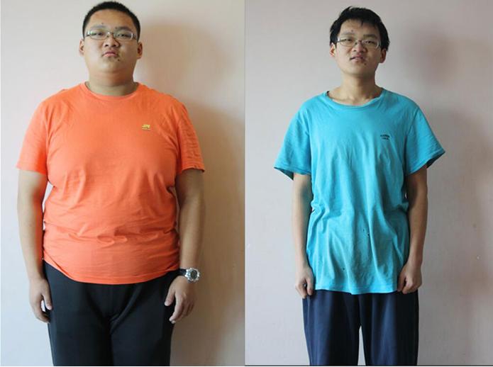 郑州减肥训练营的35天经历让我变得更自信!