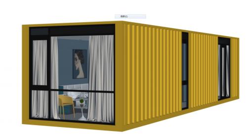 打造集装箱酒店营地,开启不一样的旅游体验
