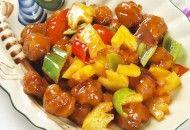 应季的菠萝排骨菜