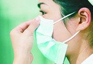 正确戴口罩方法有效防病