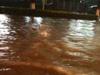 石家庄遭遇暴雨