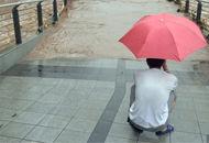 四川达州暴雨洪峰过境