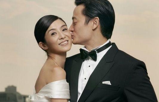 杨采妮大婚结束爱情长跑 好友齐落泪