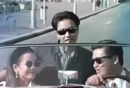 曝金秀贤将拍港片